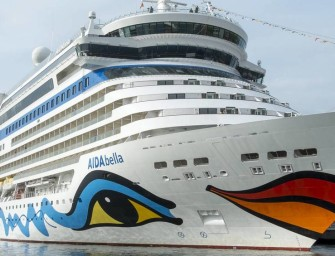 Auch 2015 wieder Schiffsbesichtigungen bei AIDA möglich!