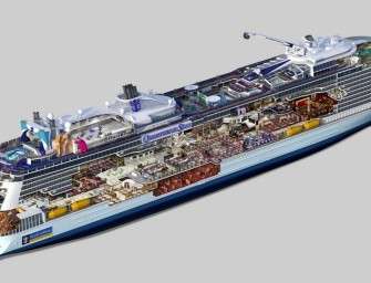 "Die ""Quantum of the Seas"" – Royal Caribbeans ganzer Stolz"