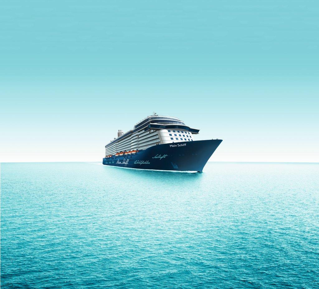 100€ Bordguthaben auf der Mein Schiff – Taufwochen bei Tui