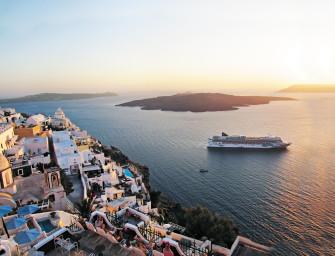 """Norwegian Cruise Line zur """"Europe's Leading Cruise Line"""" gewählt!"""