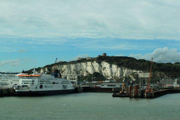 Die traumhafte Felsenstadt Dover