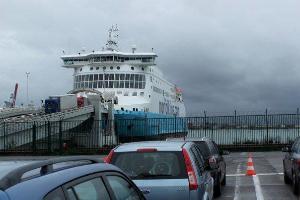 Erfahrungsbericht mit der England Fähre: Calais – Dover