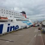 Mit Stena Line nach London: Von Hoek van Holland nach Harwich