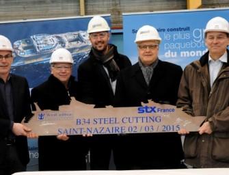 """Royal Caribbean startet den Bau der """"Oasis 4"""" – Das größte Kreuzfahrtschiff der Welt"""
